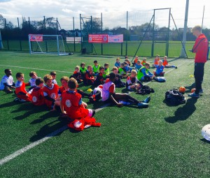 Easter camp 2016 pre world cup talk